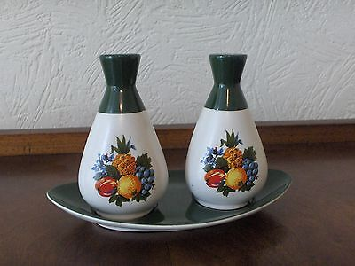 Carlton Ware Salt and Pepper set