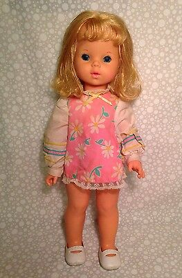 RARE VINTAGE 1969 Sketchy Doll w/ Complete Outfit HTF