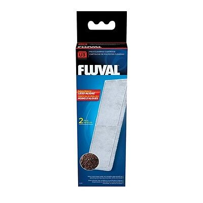 Fluval U3 Poly & Clearmax Filter