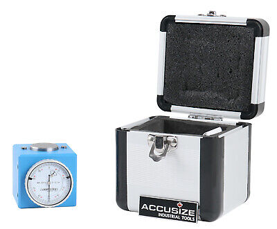0-0.1'' x 0.001'' Z Axis Zero Setting in Fitted Box, #0801-0301