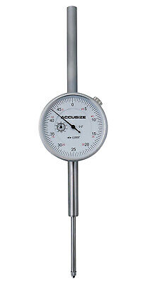 0-2'' x 0.0005'' Dial Indicator, AGD2 Style with Lug Back, #P900-S112