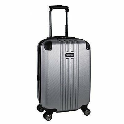 Kenneth Cole Reaction 20 Inch ABS Expandable 8-Wheel Upright Carry-On Reverb Lig