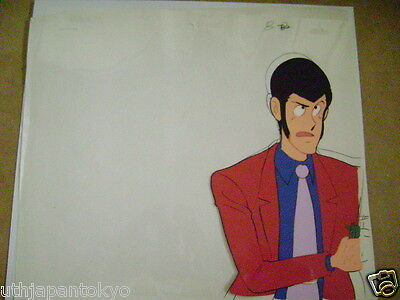 Lupin The Third Iii Lupin Anime Production Cel 10