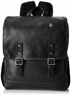 Tumi T-Tech By Forge Mesabi Leather Brief Pack and Reg  Black  One Size