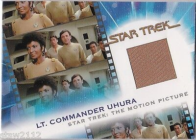 Star Trek The Complete Movies Mc9 Uhura The Motion Picture Costume #'D 0318/1501