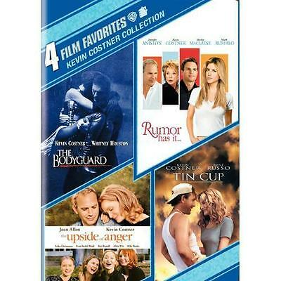 4 Film Favorites: Kevin Costner (The Bodyguard: Special Edition, Rumor Has It, T