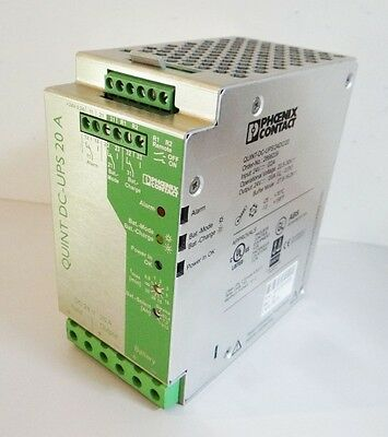 Phoenix Contact Quint-DC-UPS / 24DC/20  Id.-No. 2866239 -used-
