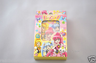 Happiness Charge Precure Trump Playing Cards From JAPAN