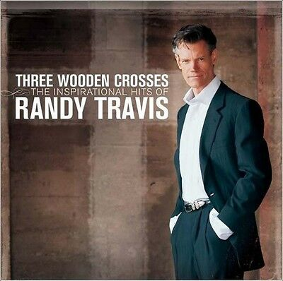 Three Wooden Crosses: The Inspirational - Randy Travis (CD Used Very Good)