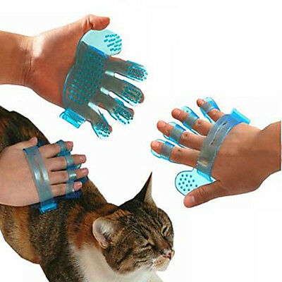 PethingTM Lovely Palm Style Washing Brush for Dogs, Cats F3