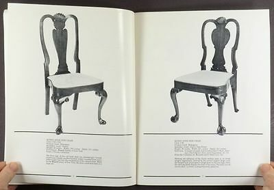 Antique New York Chairs - Colonial American Furniture - Levy Exhibition Catalog