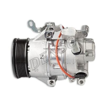 DENSO A/C Compressor - DCP50304 - Air Conditioning Part - Genuine DENSO OE Part