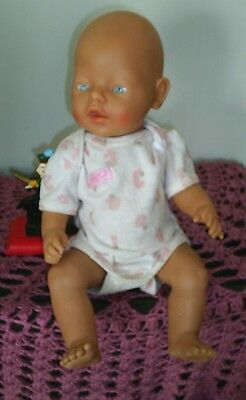 Zapf Creations 16INCH DOLL MARKS ARE D-96472 GOOD COND
