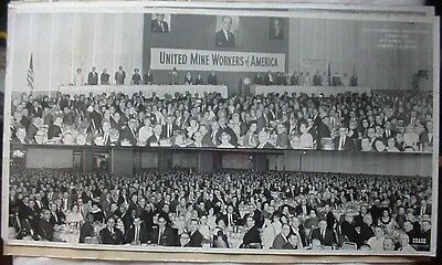 United Mine Workers of America Group Pictures