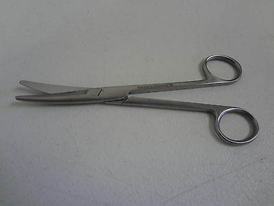 """Mayo Dissecting Scissors 6.75"""" Curved German Stainless Steel CE Surgical"""