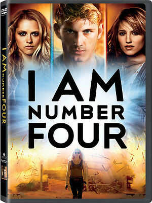 I Am Number Four (DVD Used Very Good) WS