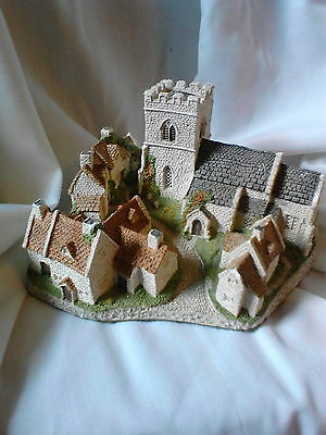 Cotswold village by David Winter 1982