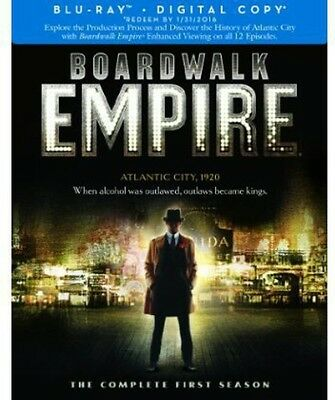 Boardwalk Empire: The Complete First Season  (Blu-ray Used Very Good) BLU-RAY/WS