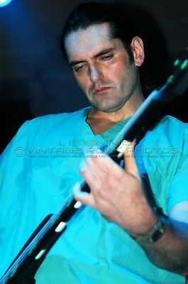 Peter Steele Type O Negative Photo 8x12 '03 Columbus, OH Newport Music Hall  L22