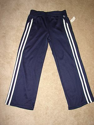 NWT DANSKIN NOW pants girls size S Small 6 6X new NICE dance cover up Navy