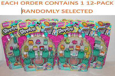 SHOPKINS Season 2 Ultra/Rare/Special/Limited Edition 12 Pack Baby/blind bags