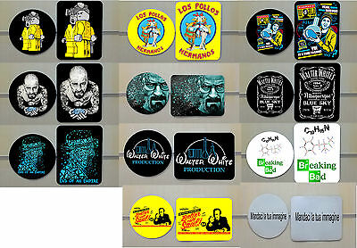 Tappetino Mouse Breaking Bad, Mouse Pad Breaking Bad