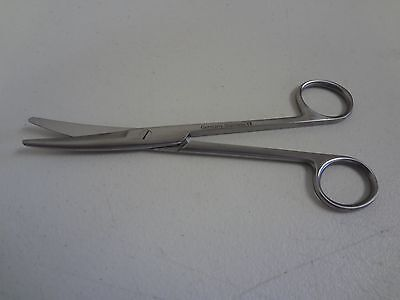 """Mayo Scissors 6.75"""" Curved  German Stainless Steel CE Surgical"""