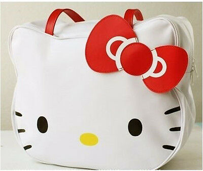 Brand new Hello kitty Red BOW White hand bag(small size)