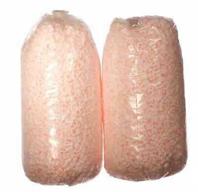 8 Cubic Feet Pink Anti Static Packing Peanuts