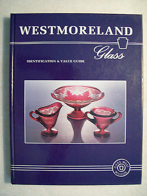 WESTMORELAND GLASS PRICE GUIDE BOOK Dishes Candlesticks Animals + More