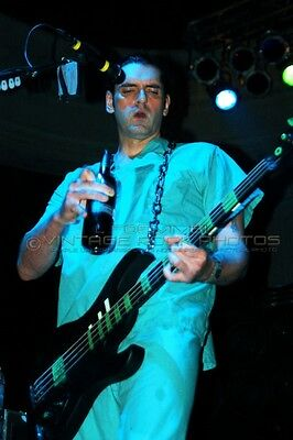 "Peter Steele Type O Negative Photo 8x12"" 2003 Newport Music Hall Columbus OH L6"