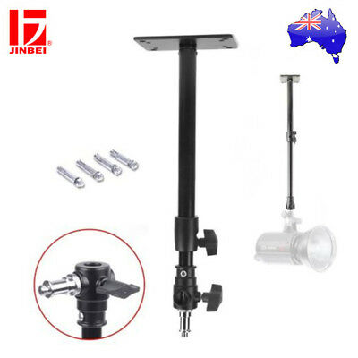 JINBEI L-600D Studio 2 Section Adjustable Ceiling Wall Overhead Light Stand