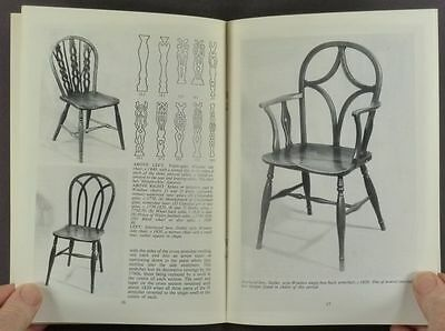 Antique English Windsor Chairs - Comb-back, Bow-back - Great Introduction