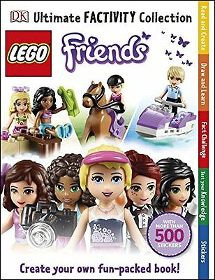LEGO® Friends Ultimate Factivity Collection (New Paperback Book) - 9780241183441