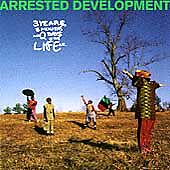 ARESTED DEVELOPMENT 3 Years, 5 Months & 2 days in the life of CD Rap R&B Soul