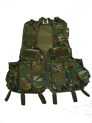 Russian Military ANA Assault Vest Gorod-2 in KUKLA camouflage, brand new!