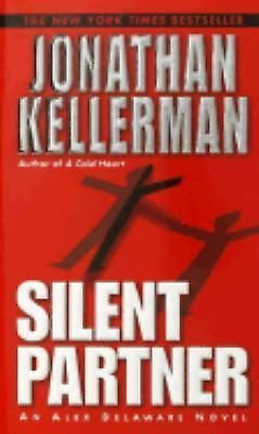 Silent Partner No. 4 by Jonathan Kellerman (2003, Paperback)