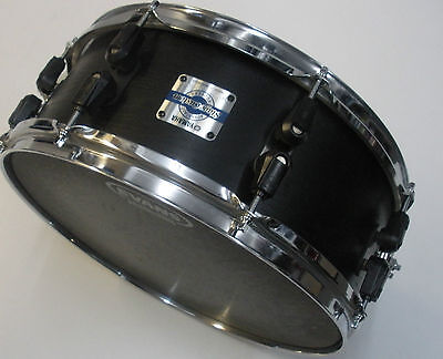 Pearl joey jordison signature snare drum inc free uk for Yamaha stage custom steel snare drum 14x6 5