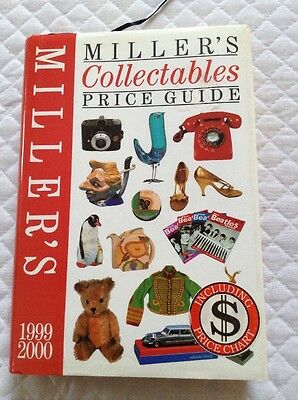 MILLER'S COLLECTABLES PRICE GUIDE by Madeleine Marsh 1999-2000 (Volume XI) HC/DJ
