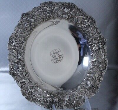 S. Kirk & Son Repousse Sterling Silver Bowl