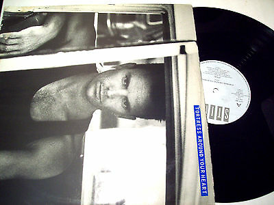 """Sting of Police - Fortress Around Your Heart 12"""" (from Blue Turtles LP) VG/VG"""