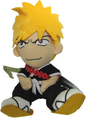 *Cute* New Anime Bleach Plush Doll Toy DX Ichigo