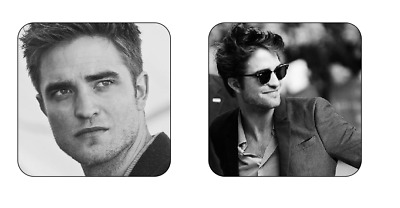 Robert Pattinson Coasters Novelty Twilight Edward Cullen