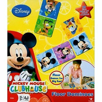 NEW Mickey Mouse Floor Dominoes