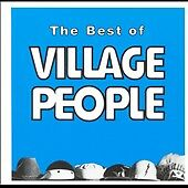 The Best of The Village People*CD*Y.M.C.A*Macho Man*IN THE NAVY*Key West*HOT COP