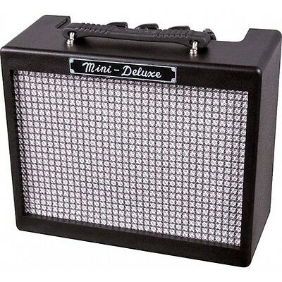 NEW FENDER MD20 BLACK MINI DELUXE AMPLIFIER + FREE SHIPPING