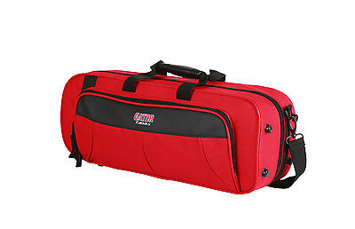Gator Cases Lightweight Case for Trumpet  GL-TRUMPET-RED