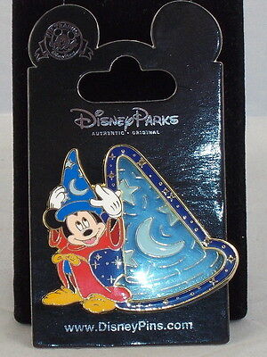 Walt Disney World Parks Sorcerer's Apprentice Holllywood Studios Hat Maze Pin