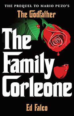 Ed Falco ___ The Family Corleone ___ Brand New  __ Freepost Uk