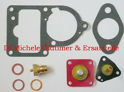 30 Pict Pierburg Solex Carburateur Kit P. Ex. VW Coccinelle 1200, Joint
